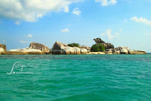 Pulau Burung di Belitung