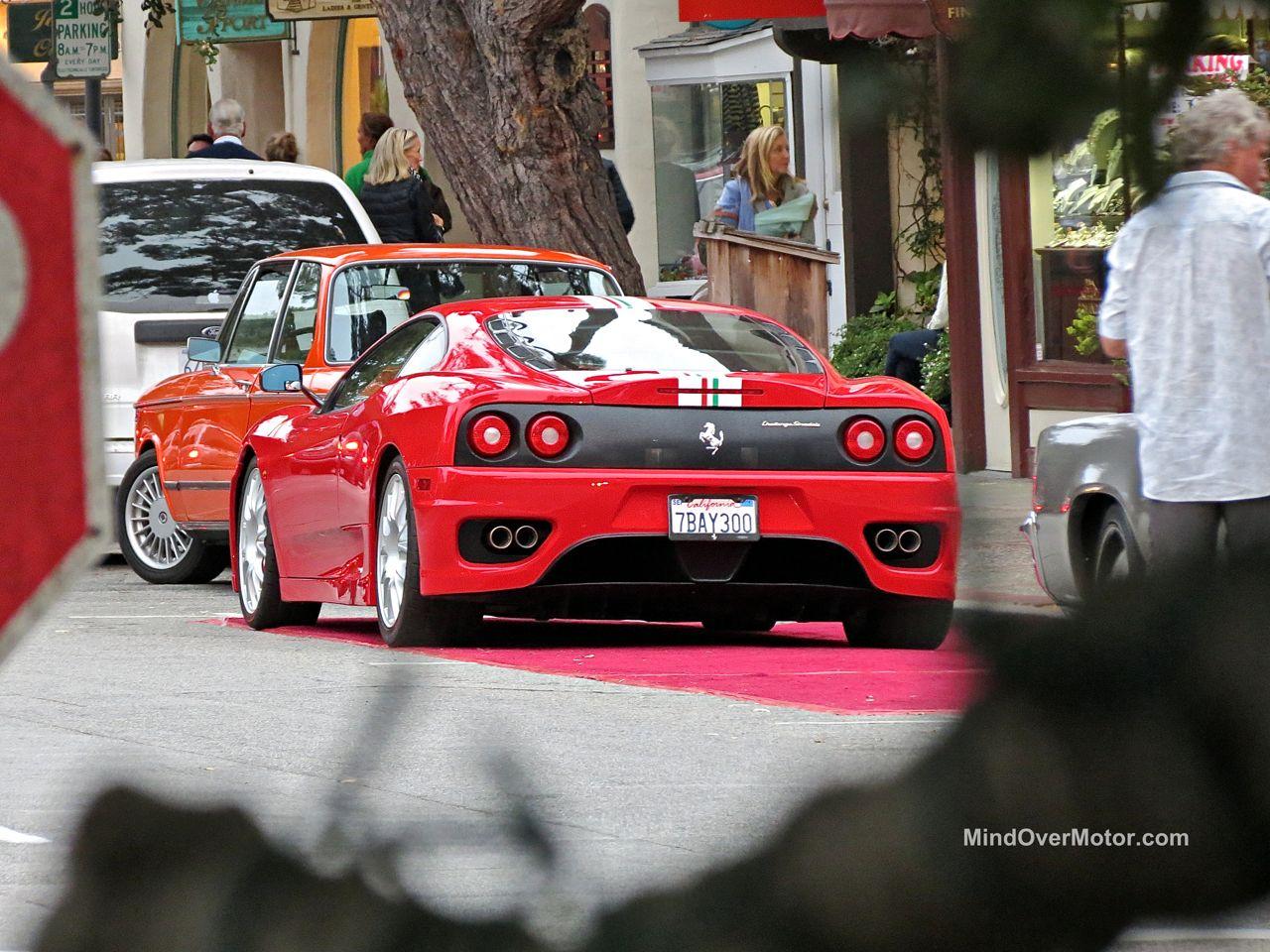 Ferrari 360 Challenge Stradale Carmel