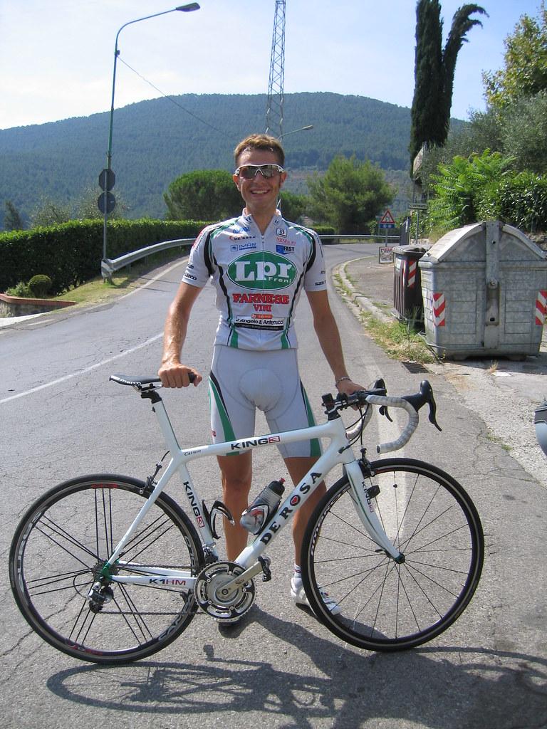 In maglia LPR (luglio 2009)