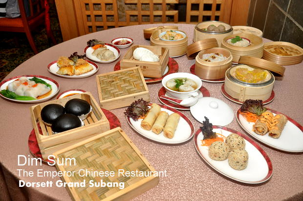 Dim Sum The Emperor Dorsett Grand Subang 11