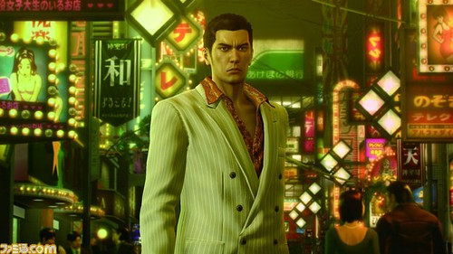 TGS 2014: Watch The First Gameplay Footage Of Yakuza 0
