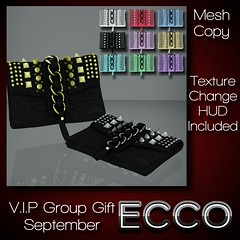 ECCO VIP Group Gift September