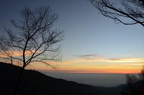 mountain sunrise indonesia photography traveling dieng sikunir