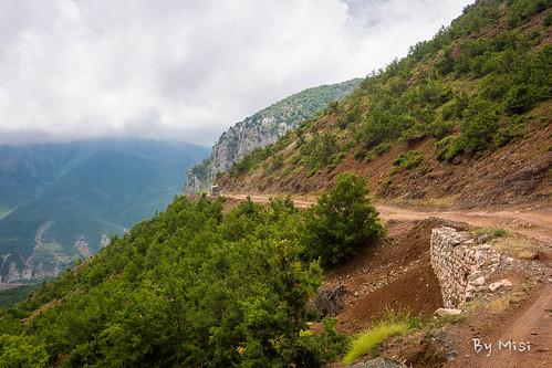 hegy út albánia