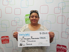 Maricruz Rodriguez - $1,000 Grand