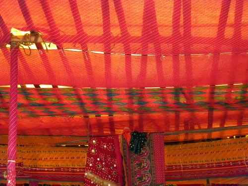 Chittor Market Stall