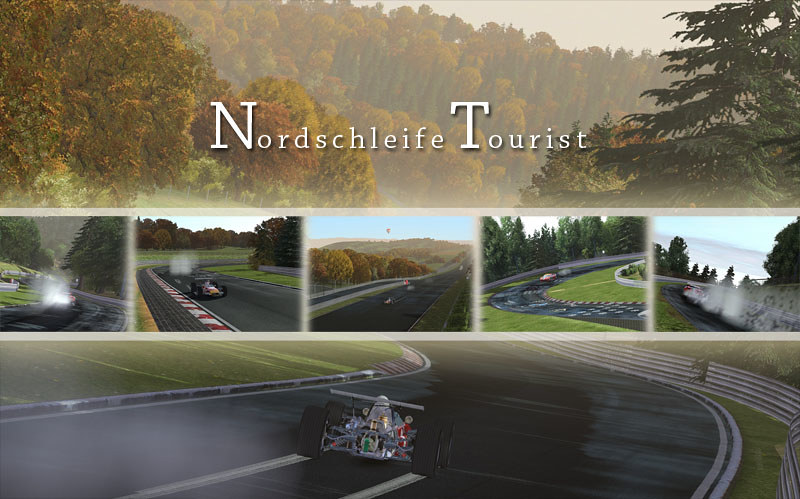 Nordschleife Tourist rFactor2