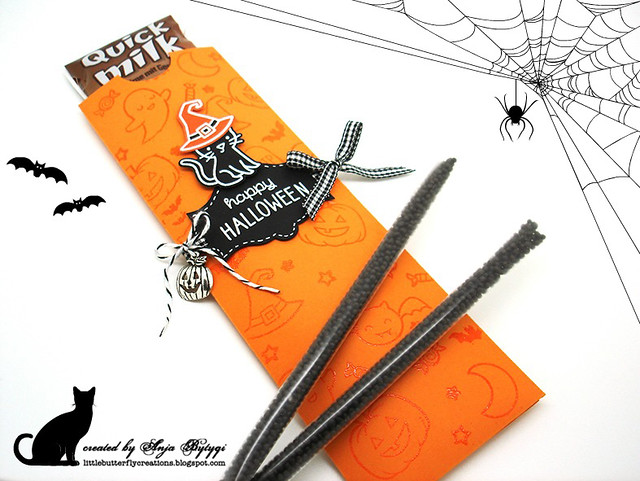 Lawn Fawn • Spooktacular • Halloween Wrapping