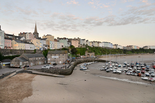 uk southwales boats harbour pembrokeshire tenby sthashw3ic1dlfdpuf