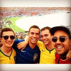 Maracanã #selfie