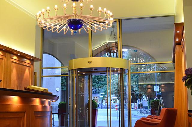 Hotel Torbrau, Munich