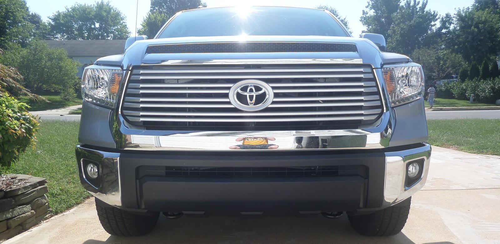 silver sky black out or chrome? - TundraTalk net - Toyota