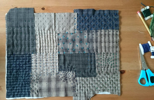 sashiko fabric
