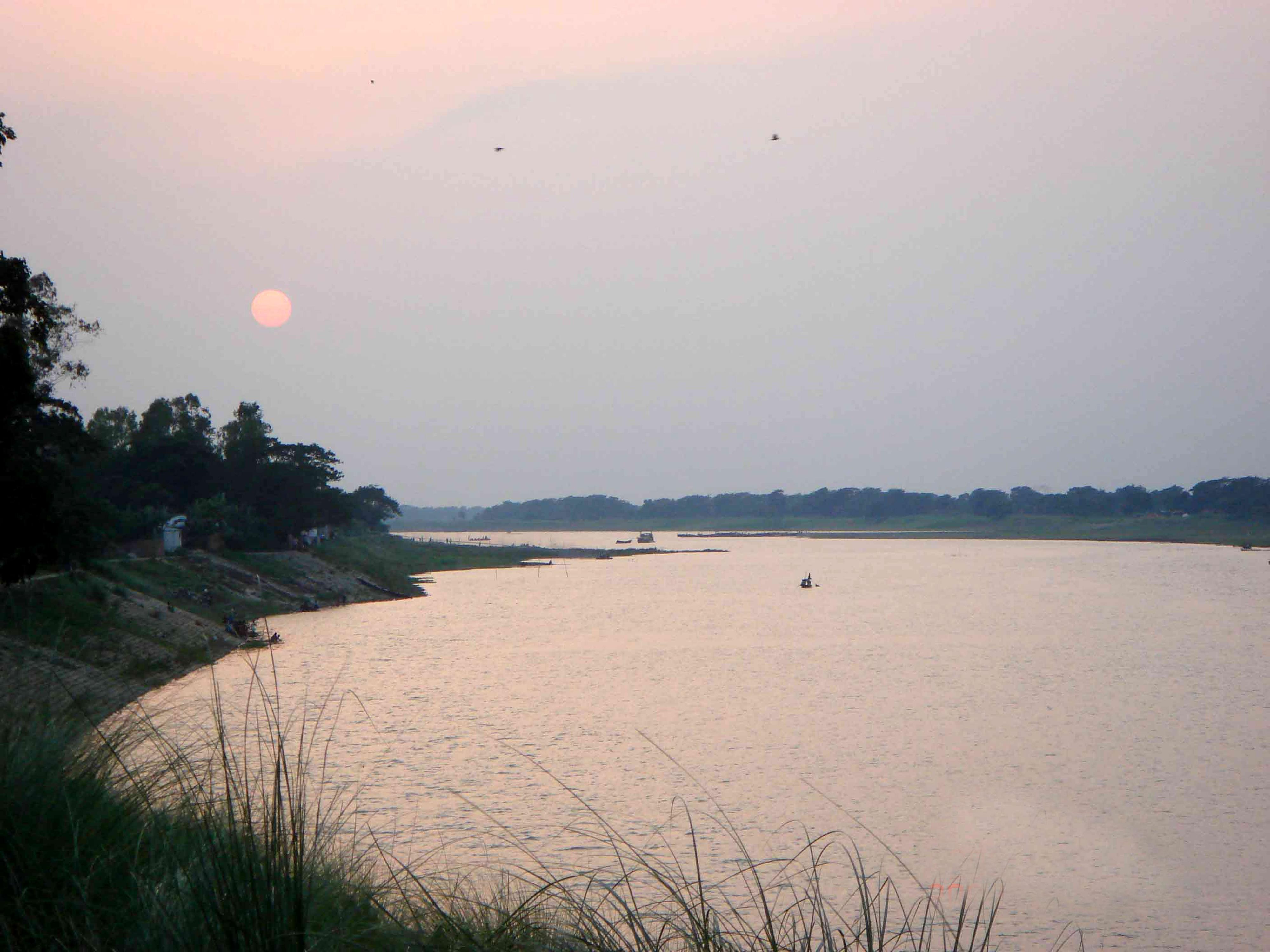 ब्रह्मपुत्र नदी