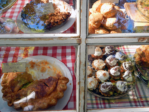 Baked Goods at the Portland Farmer's Market