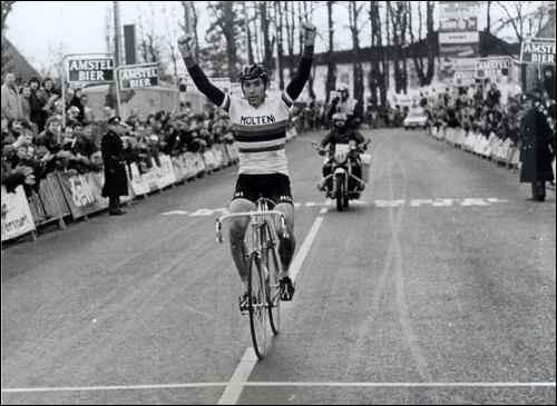 Amstel '75 - Trionfo di Eddy Merckx
