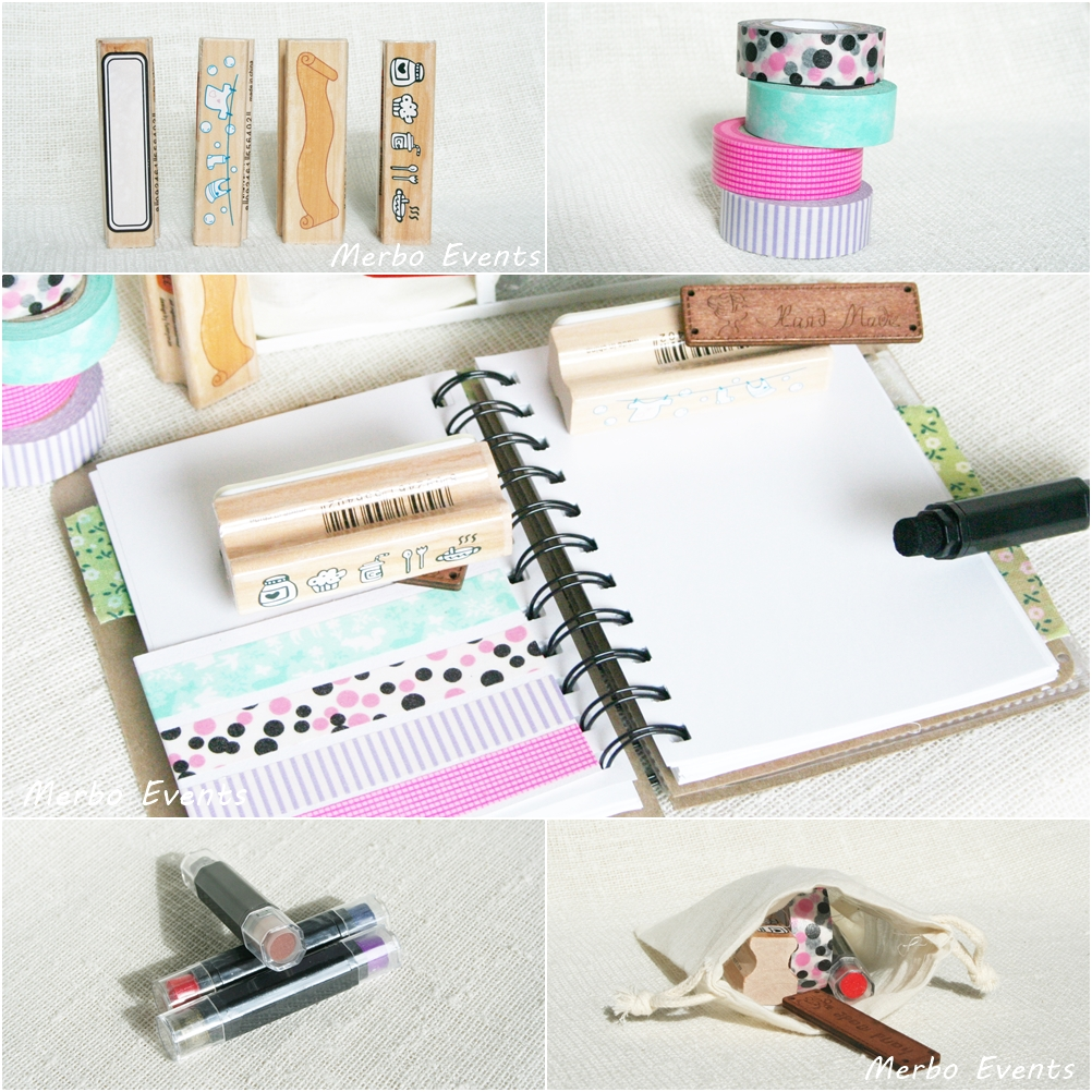 kit diy libreta Merbo events