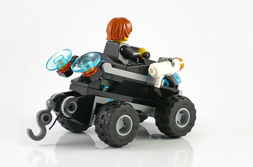 LEGO Ultra Agents 70160 Riverside Raid 03