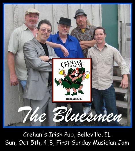 The Bluesmen 10-5-14