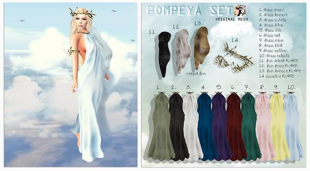 pompeya set