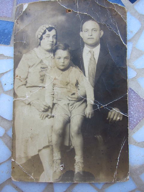 Mary (Maria), Thomas (Domenico) (my grandfather), and Joseph (Giuseppe)