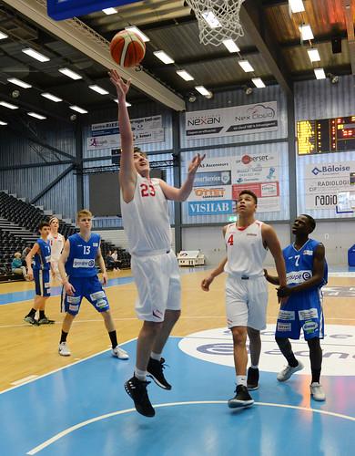 Grande Finale Fribourg Académie U16m -  Swiss Central Basket 38