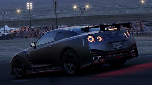 Project CARS Nissan GTR