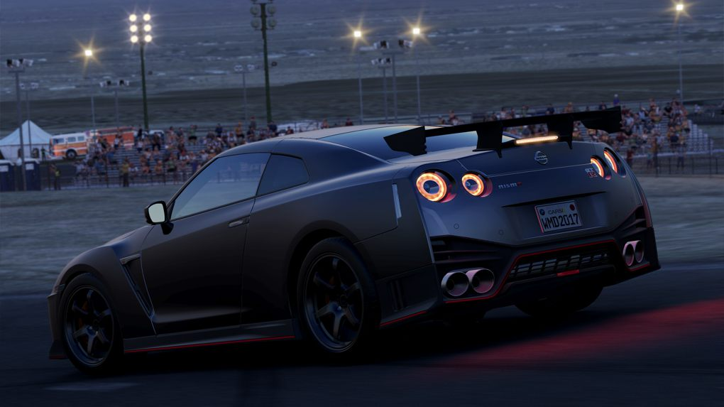 Project CARS Nissan GTR