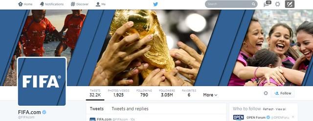 FIFA.com FIFAcom on Twitter