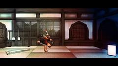 Samurai Teddy