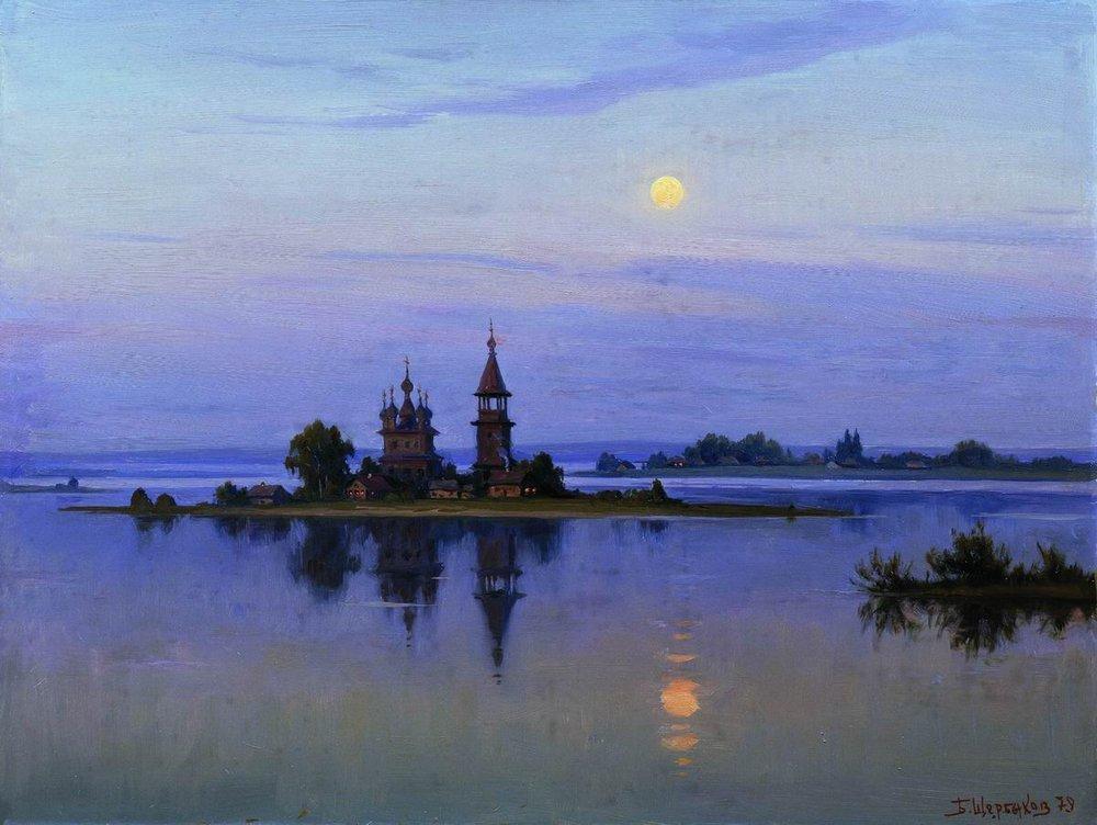 20世纪俄罗斯绘画杰作6