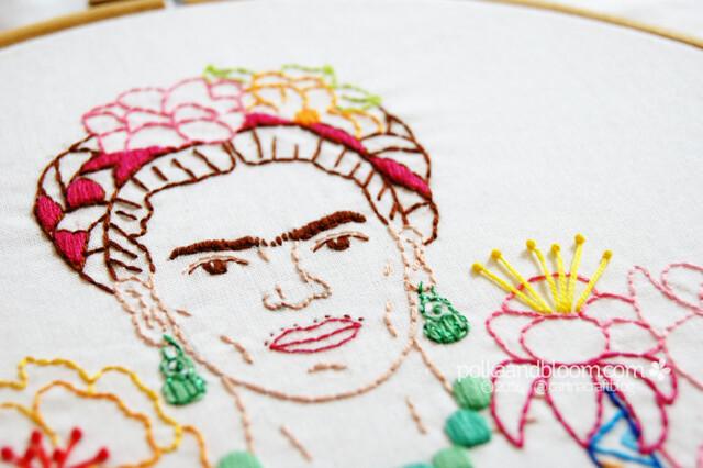 Frida-detail