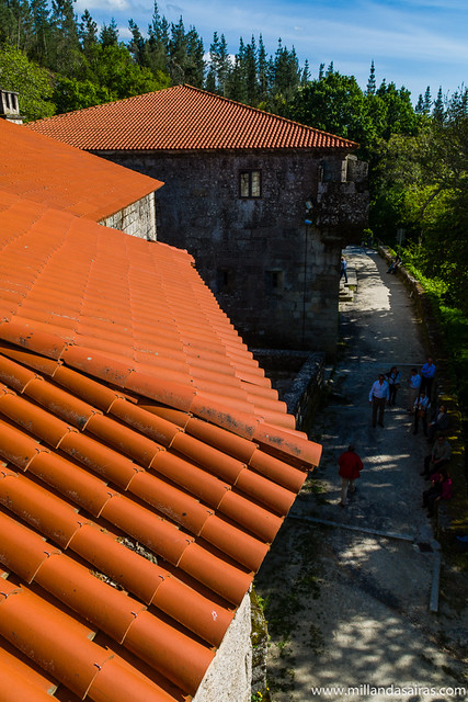 Monasterio de San Pedro de Rocas - Esgos