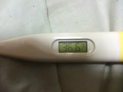 体温計を買い換える