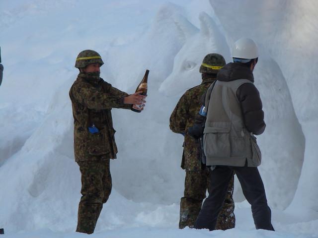Sapporo Snow Festival 2011 (Last Day)