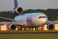 6404 N615FE MD11 FedEx