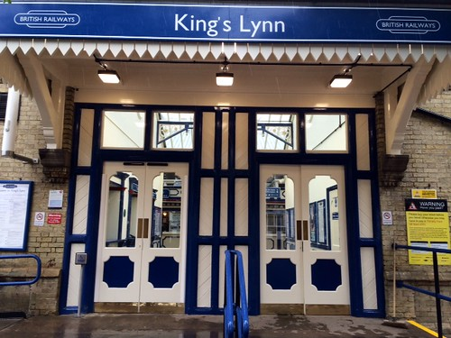 King's Lynn station 1 (c) First Capital Connect Press