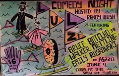 AS220 Comedy Night