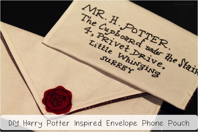 harry potter pouch