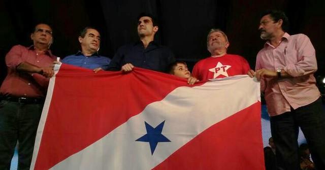 Lira Maia e o PT no Pará