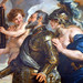 Rubens, The Presentation of the Portrait, detail with King Henri IV by profzucker