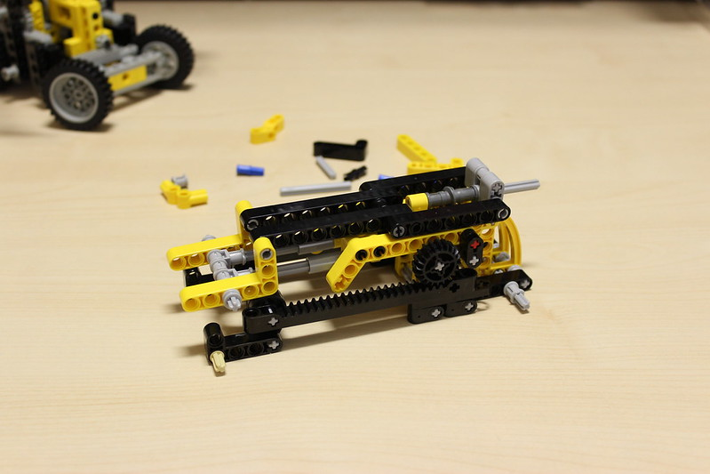 MINI] 8852 Robot - LEGO Technic, Mindstorms & Model Team ...