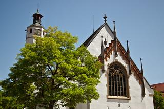 Evangelische Stadtkirche Blaubeuren. Foto: Stephan Benz