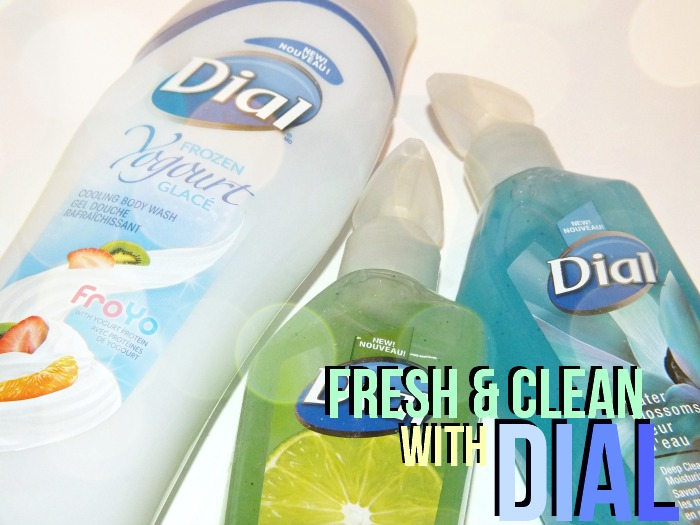 dial yogurt froyo body wash and hand soap