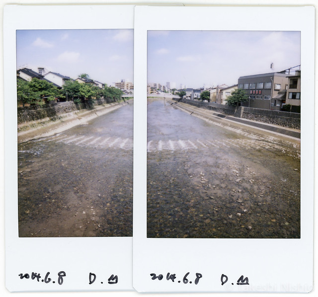 浅野川大橋定点観測 / Fixed-point observation at Asanogawa-Ohashi