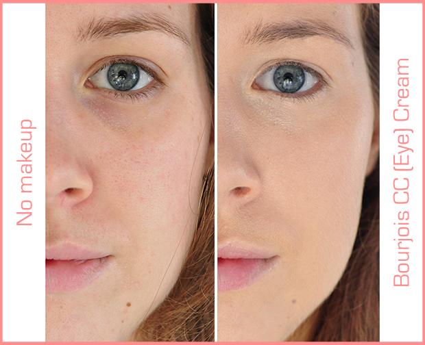 stylelab beauty blog Bourjois 123 Perfect CC Cream Eye cream review 4