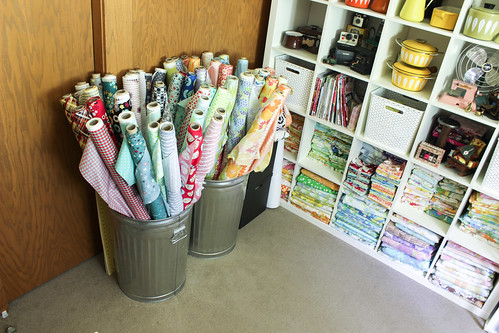 Sewing Room Refresh
