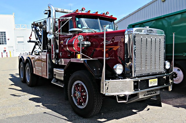 1956 Chevrolet Holmes 4x4 Off Road Wrecker Tow Truck For Sale | Autos ...
