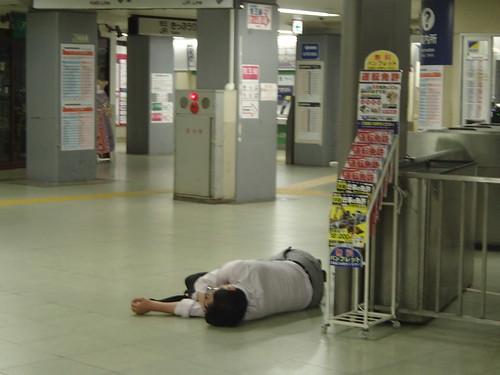 酔酔酔了  寛大的日本文化 - naniyuutorimannen - 您说什么!