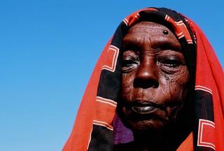 Sudanese woman